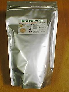 菊芋ブラン(ふすま)シリアル